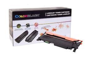 ColorBlack® Premium Compatible Samsung CLT-Y406S Yellow Toner Cartridge With Chip 1000 Page Yield @ 5% Coverage Suitable For Use In Samsung CLP-360 CLP-365 CLX-3305 Series SL-C410W SL-C460FW SL-C460W