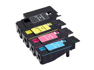 ColorBlack® 1 Set of 4 Pieces Premium Compatible Xerox 6000 / 6010 ( 106R01630/ 106R01627/ 106R01628/ 106R01629 ) Toner Cartridge With Chip,  Suitable for use in Xerox Phaser 6000 / 6010 …