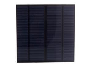 3W 5V 0.6A Portable Solar Panel Flexible Cellphone Charger USB Output Power Bank