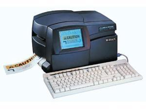 Brady® GlobalMark®2 2 Color And Cut Label Maker With Touch Screen Interface