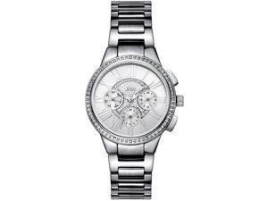 JBW WOMEN'S HELENA DIAMOND 38MM STEEL BRACELET & CASE QUARTZ WATCH J6328A