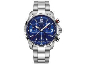 CERTINA MEN'S DS PODIUM PRECIDRIVE 44MM QUARTZ ANALOG WATCH C001.647.11.047.00