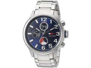 Mens Tommy Hilfiger Stainless Steel Chronograph Watch 1791242
