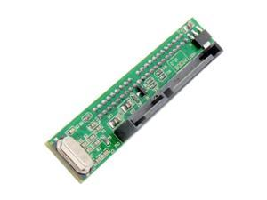 """Hard Drive Serial Laptop 2.5"""" IDE Female HDD to 7+15P SATA Adapter Converter"""