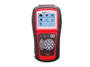 AUTEL Autolink AL519 with Color Screen OBDII/CAN Scan Tool Retrieves generic Turns off Check Engine Light free online update