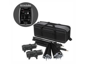 Profoto 901051 D1 Studio Kit 250/250 Air