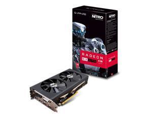 Sapphire Radeon NITRO+ RX 470 8GB GDDR5 DUAL HDMI/DVI-D/DUAL DP OC PCI-E Graphics Card (11256-02-20G)