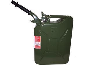 Wavian NATO Green Steel Jerry Can w/ Spout