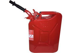 Wavian NATO Red Steel Jerry Can w/ Spout
