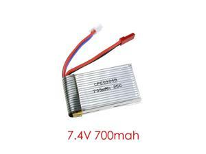 MJX x600/ MJXF46 RC Quadcopter Helicopter Spare Parts 7.4V 700mAh Battery