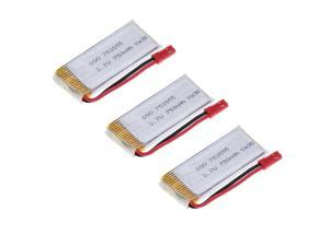 JJRC H12C RC Part 3.7V 750mAh Lipo Battery H12C-10(VA30) for JJRC H12C RC Quadcopter Plane Helicopter