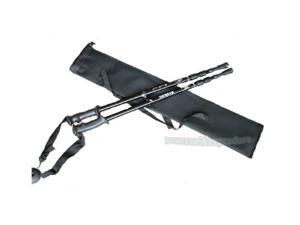 New 3 Section Adjustable Hiking/Trekking/Snowshoeing Poles with Carrying Tote Bag