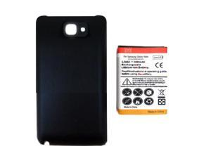 For Samsung Galaxy Note GT N7000 - 5000 mAH Extended Battery - All Repair Parts USA Seller