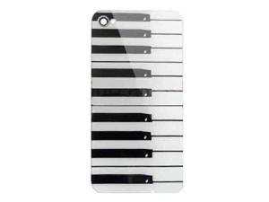 Piano Glass Back Housing For Verizon Sprint iPhone 4 and 4S - All Repair Parts USA Seller