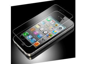 High Clear Front pelicula de vidro For iPhone 4 4S Screen Protector Protective film on For iPhone 4 4s Tempered glass film