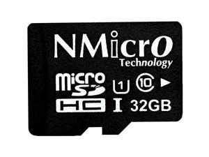 New NMicro 32GB 32G 32 G GB micro SD microSD Class 10 C10 40MB/s Read 10MB/S Write UHS UHS-I UHS-1 100% Made in Taiwan Flash TF memory card without adapter microSDHC SDHC SDXC device