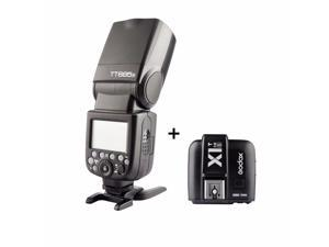 Godox TT685S 2.4G HSS TTL II GN60 Camera Flash+X1T-S Wireless Trigger for Sony