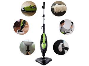 SKG 6 in 1 Household Multi-funtion Team Cleaner Sofa Glass Handle Steam Brush
