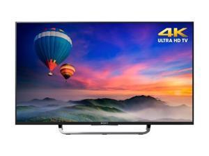 Sony XBR-43X830C 43' Class 4K Smart Ultra HDTV (Black)