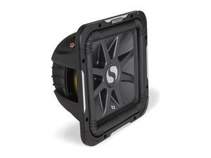 Kicker 11S12L72 12-Inch 1500W 2 Ohm Car Subwoofer