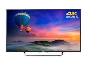 Sony XBR-49X830C 49' Class 4K Ultra HD Smart TV With WiFi/Android Compatibility