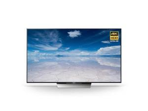 Sony XBR-65X850D 65' Class 4K HDR Ultra HD Smart TV With WiFi