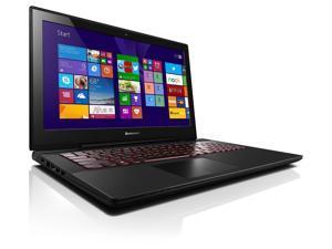 "Lenovo Y50 Touch 4K UHD Laptop / Intel Core i7-4700HQ / 256GB SSD / 16GB RAM / 15.6"" UHD MultiTouch 3840x2160 Display / NVidia GeForce 860M 2GB / WiFi / Bluetooth / Backlit Keyboard / Windows 8.1"