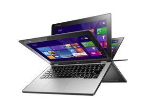 "Lenovo Yoga 2 11.6"" TouchScreen 2-in-1 Laptop PC / 360° flip-and-fold design / Intel Pentium N3530 / 4GB DDR3L / 500GB HD / HD Webcam / WLAN 802.11b/g/n / Bluetooth 4.0 / Windows 8.1 64-bit"