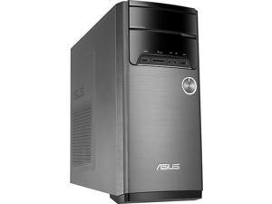 Asus M32BF Desktop / AMD A10-6700 Accelerated Processor with AMD Radeon HD 8670D graphics / 8GB Memory / 1TB Hard Drive / DVD±RW / WiFi / Bluetooth / Microsoft Windows 8.1