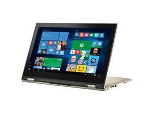 2016 Newest Dell Inspiron 13 7000 13.3-Inch Full HD Touchscreen 2-in-1 Convertible Laptop PC, Intel Core i7-6500U Processor, 8GB RAM, 256GB SSD, Webcam, Bluetooth, HDMI, WIFI, Windows 10, Gold
