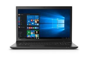 "2016 New Edition Toshiba Satellite 17.3"" High Performance Laptop with Flagship Specs, Intel Core i3 Processor, 6GB Ram, 750GB Hard Drive, DVD Burner, HDMI, Bluetooth, WiFi, Windows 10"