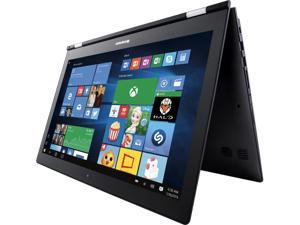 "2016 Newest Lenovo Edge 2 15.6"" 2-in-1 Touch-Screen IPS FHD 1080P Laptop, Intel Core i7, 2GB Dedicated GeForce 940M Graphics, 8GB Memory, 1TB Hard Drive, WiFi, HDMI, Backlit Keyboard, Windows 10"