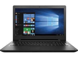 """2016 Newest Lenovo 110-15IBR 15.6"""" 1366x768 widescreen LED Laptop, Intel Celeron processor N3060 1.6 GHz, 4GB RAM, 500GB HDD, DVD-RW, Wireless-AC, Bluetooth, HDMI, Windows 10"""
