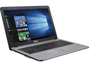 "2016 Newest Asus VivoBook 15.6"" Widescreen 1366 x 768 HD LED backlight display laptop, Intel Pentium Mobile Processor N3700 1.6GHz, 4GB RAM, 500G HDD, WiFi-bgn, Webcam, HDMI, Windows 10"