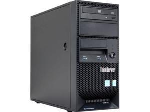 2017 Newest Lenovo ThinkServer TS140 High Performance Tower Server, Intel Core i3-4150 3.5 GHz Dual Core, 4GB RAM, 3 SATA HDD Bays, Onboard basic SATA RAID controller, Intel HD Graphics 4400 4GB