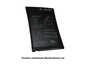 """iQbe 8.5"""" LCD Writing Pad Writing Board Electronic Pen Graphic Tablet Handwritten Board eWriter Kids and Business Durable Writing Tablet Green"""