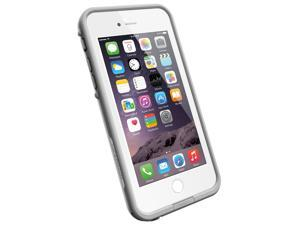 "LifeProof iPhone 6 (4.7"" Version) Case - Fre Series - Avalanche (Bright White/ Cool Gray) 77-50305"