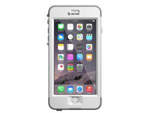 "LifeProof iPhone 6 Case(4.7"" Version) - Nuud Series - Avalanche (Bright White/ Cool Gray)77-60305"