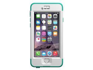 LifeProof iPhone 6/6s Case - Nuud Series - Riptide Teal (White/Teal) 77-51285