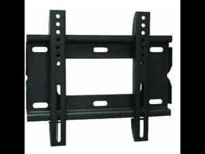 """Monmount Flat LED LCD 19"""" to 37"""" inch TV Wall Bracket (PLB132S) Heavy Duty Steel"""
