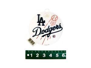 Bulk Buys Decor Window Cling Sports Team  Los Angeles Dodegers Logo