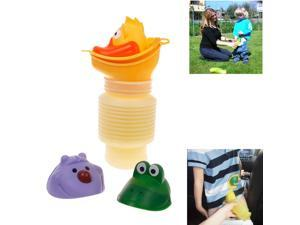 Portable Unisex Children Kids Urinal Camping Travel Toilet Device