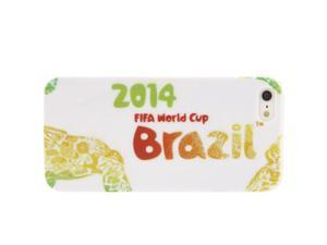 2014 Brazil FIFA World Cup Ultra Slim Plastic Protective Case for iPhone 5