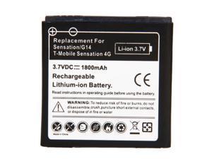 1800mAh Battery for HTC Sensation/G14 T-Mobile Sensation 4G