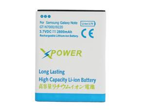 2800mAh Replacement Battery for Samsung GALAXY Note i9220 N7000