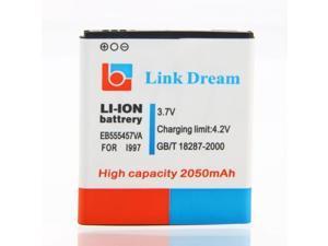 2050mAh 3.7V Li-ion Battery for Samsung i997 Infuse 4G