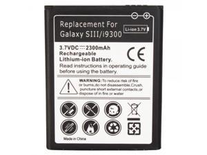 2300mAh Rechargeable Battery for Samsung Galaxy SIII S3 I9300