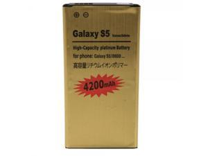 4200mAh 3.7V High Capacity Rechargeable Battery for Samsung Galaxy S5 / i9600