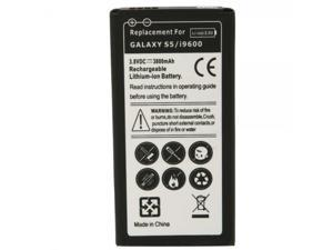 3800mAh 3.8V High Capacity Rechargeable Battery for Samsung Galaxy Galaxy S5/i9600