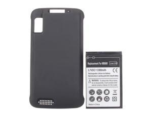 3500mAh Extended Battery With Back Cover For Motorola ATRIX 4G MB860